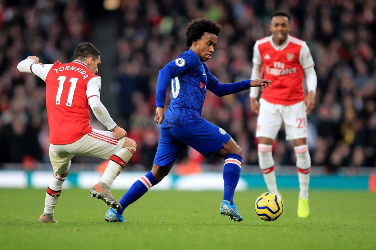Optimis Arsenal Untuk Datangkan Willian